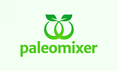 Paleomixer - Nutrition business name for sale