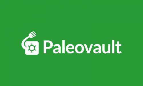 Paleovault - Diet domain name for sale