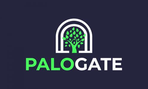 Palogate - Recruitment domain name for sale