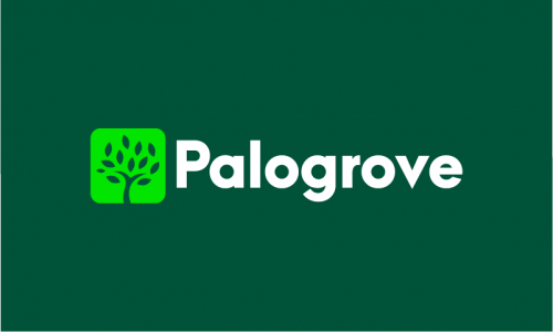 Palogrove - Technology business name for sale