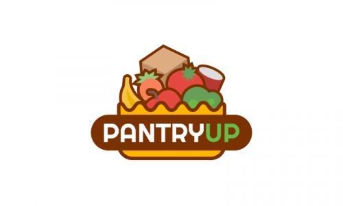 Pantryup - Playful company name for sale
