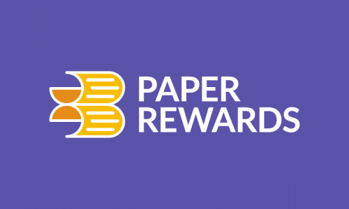 Paperrewards - Retail brand name for sale
