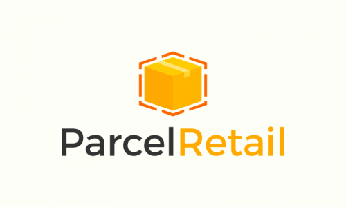 Parcelretail - Modern brand name for sale