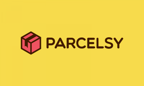 Parcelsy - Logistics brand name for sale