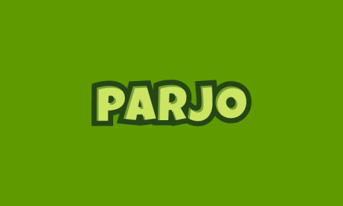 Parjo - E-commerce business name for sale