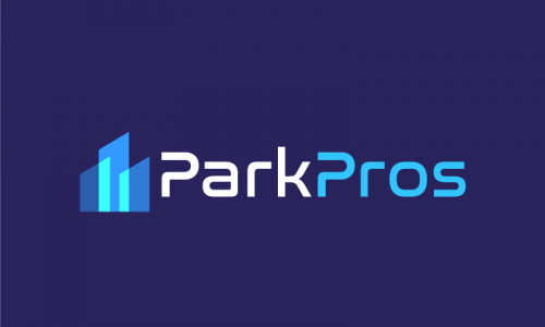 Parkpros - Modern company name for sale