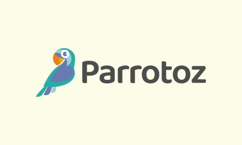 Parrotoz - Health brand name for sale