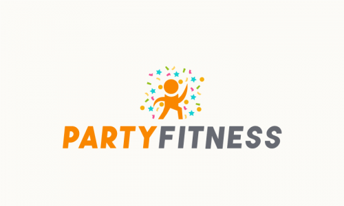 Partyfitness - Exercise product name for sale