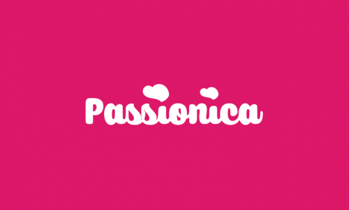 Passionica - Approachable domain name for sale