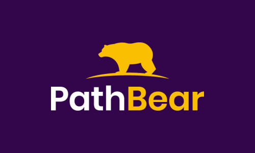 Pathbear - Travel domain name for sale