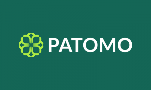 Patomo - Marketing business name for sale