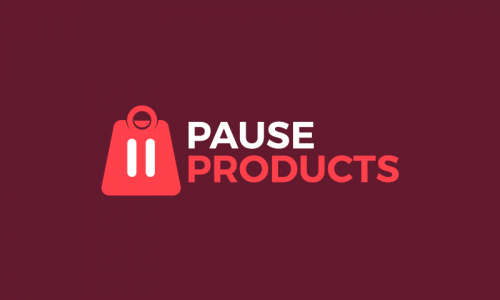 Pauseproducts - Consumer goods company name for sale