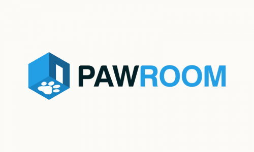 Pawroom - Pets company name for sale
