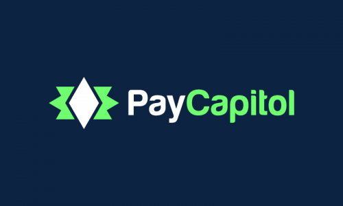 Paycapitol - VC company name for sale