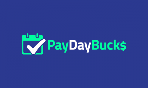 Paydaybucks - Finance domain name for sale