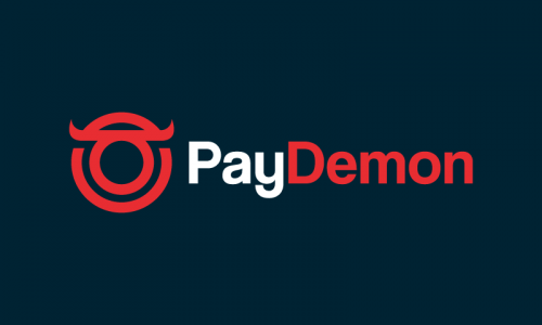 Paydemon - Payment brand name for sale