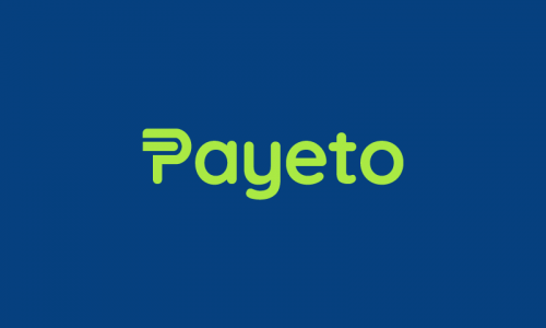 Payeto - Loans company name for sale