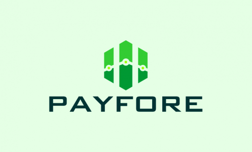 Payfore - Investment startup name for sale
