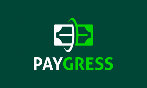 Paygress - Banking domain name for sale