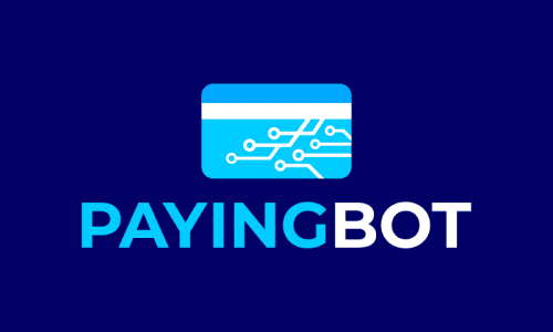 Payingbot - Banking brand name for sale
