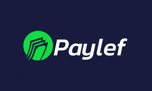 Paylef - Banking product name for sale