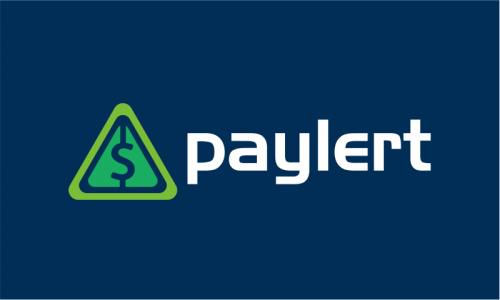 Paylert - Banking startup name for sale