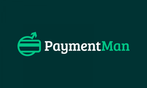 Paymentman - Payment company name for sale