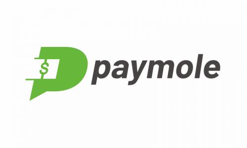 Paymole - Finance company name for sale