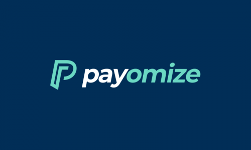 Payomize - Banking brand name for sale