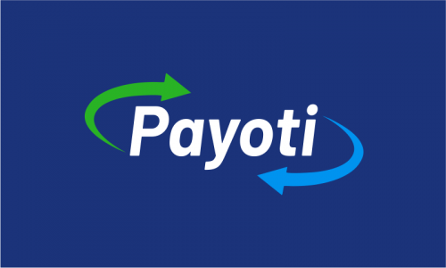 Payoti - Banking company name for sale