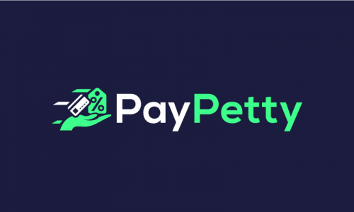 Paypetty - Payment brand name for sale
