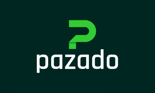 Pazado - Finance startup name for sale