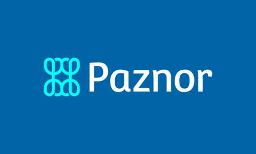 Paznor - Retail domain name for sale