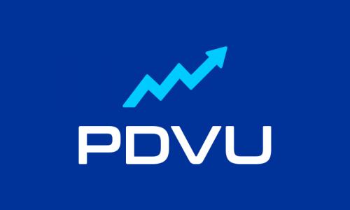 Pdvu - Business domain name for sale