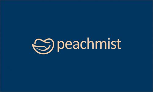 Peachmist - Retail domain name for sale