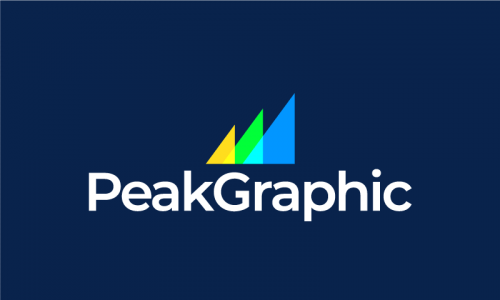 Peakgraphic - Marketing brand name for sale