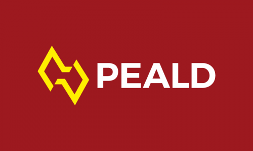 Peald - Technology domain name for sale