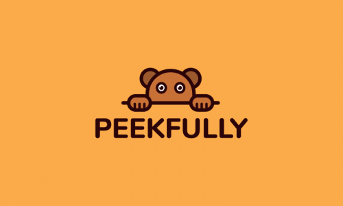 Peekfully - Business domain name for sale