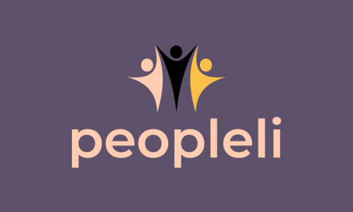 Peopleli - Social networks startup name for sale