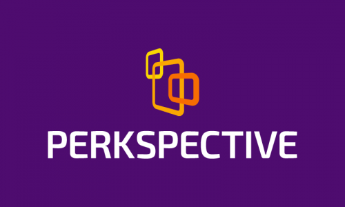 Perkspective - Modern brand name for sale