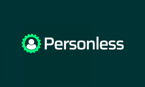 Personless - Artificial Intelligence brand name for sale