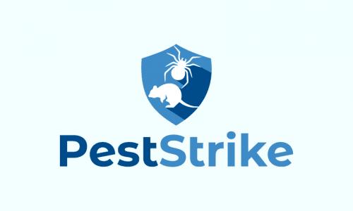 Peststrike - Wellness domain name for sale
