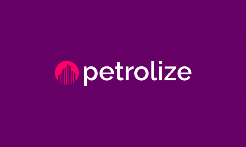 Petrolize - Approachable domain name for sale