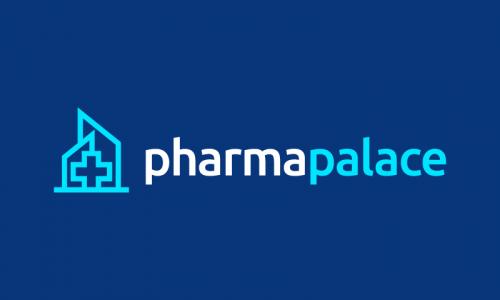 Pharmapalace - Health startup name for sale