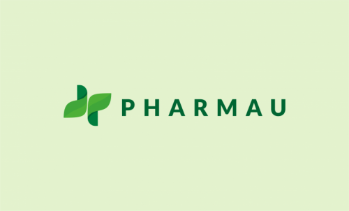 Pharmau - Pharmaceutical startup name for sale