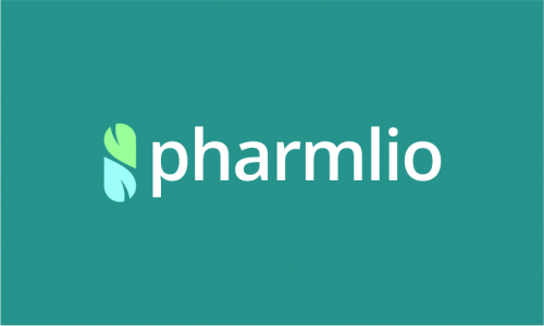 Pharmlio - Health domain name for sale