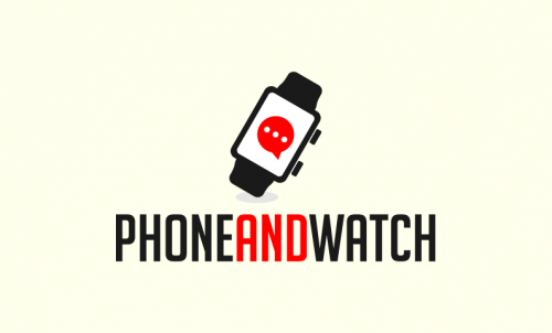 Phoneandwatch - Consumer goods brand name for sale