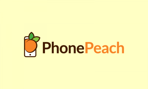 Phonepeach - Telemarketing domain name for sale