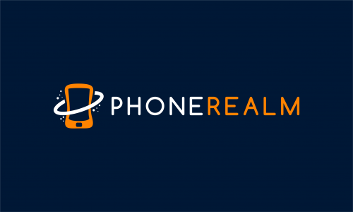 Phonerealm - Mobile startup name for sale