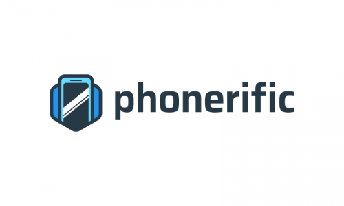 Phonerific - Hardware startup name for sale